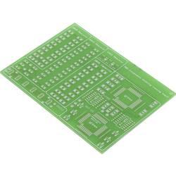 Eksperimentalna pločica PCB-SMD806016 TRU COMPONENTS Eksperimentalna pločica (D x Š) 80 mm x 60 mm sadržaj 1 kom.