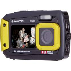 Digitalkamera Polaroid IE90 18 MPix Svart-gul