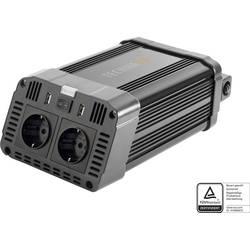 Växelriktare 12 V/DC 1200 W Technaxx TE16