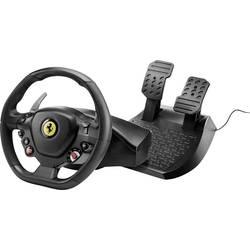 Thrustmaster T80 Ferrari 488 GTB Edition volan PlayStation 4 črna vklj. pedala, vijačna pritrditev