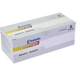 Mono (D)-Baterija Alkalno-manganov Conrad energy LR20 1.5 V 10 KOS