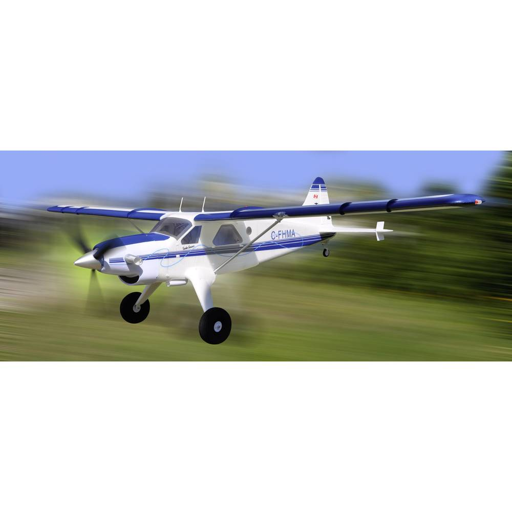 T2M Turbo Beaver RC Model motornega letala ARF 1510 mm