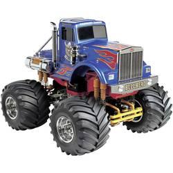 Tamiya Bullhead s ščetkami 1:10 RC Modeli avtomobilov Elektro Monster Truck Pogon na vsa kolesa (4WD) Komplet za sestavljanje