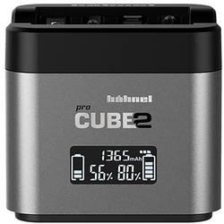 Hähnel Pro Cube 2, Nikon 10005710 polnilnik za kamere Primeren akumulator litijev-ionski, nikelj-metal-hidridni