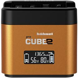 Hähnel Pro Cube 2, Sony 10005720 polnilnik za kamere Primeren akumulator litijev-ionski, nikelj-metal-hidridni
