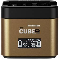 Hähnel Pro Cube 2, Olympus 10005740 polnilnik za kamere Primeren akumulator litijev-ionski, nikelj-metal-hidridni