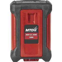 MTD Products 196-669-600 električni alaT-akumulator 40 V 2 Ah li-ion