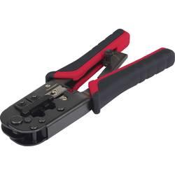 Kliješta za krimpanje i skidanje izolacije 1 komad Modularni utikač (zapadni utikači) Uklj. alat za skidanje izolacije RJ11, RJ1