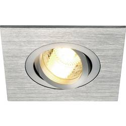 Vgradna svetilka Halogenka, LED GU10 50 W SLV 113456 New Trial XL Aluminij (krtačen)