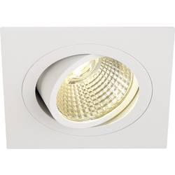 SLV New Tria 113881 LED vgradna svetilka 6 W Topla bela Bela (mat)