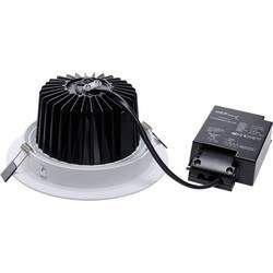 SLV New Tria 1 Set 114261 LED vgradna svetilka 25 W Topla bela Bela (mat)