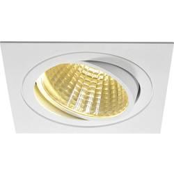 SLV New Tria 1 Set 114281 LED vgradna svetilka 25 W Topla bela Bela (mat)