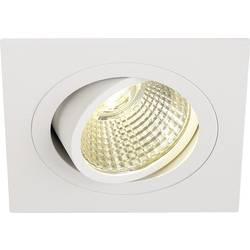 SLV New Tria 113911 LED vgradna svetilka 6 W Topla bela Bela (mat)