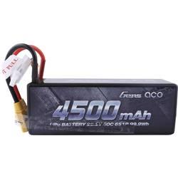 Gens ace LiPo akumulatorski paket za modele 22.2 V 4500 mAh Število celic: 6 60 C Škatlasto trdo ohišje XT90