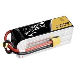 LiPo akumulatorski paket za modele 22.2 V 4500 mAh Broj ćelija: 6 25 C Tattu Softcase XT90