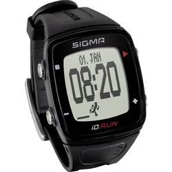 Sigma iD.RUN sledilniki aktivnosti črna