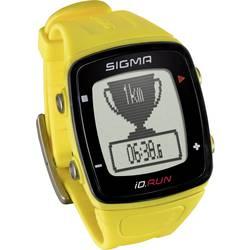 Sigma iD.RUN sledilniki aktivnosti rumena