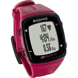 Sigma iD.RUN HR sledilniki aktivnosti rdeča
