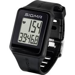 Sigma iD.GO merilec srčnega utripa s pasom za okoli prsi črna
