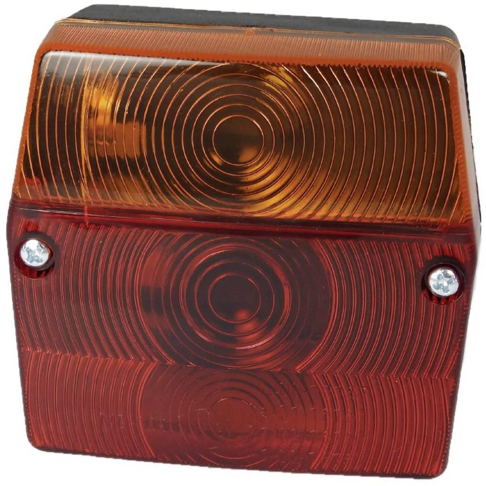 Anhænger-baglygte Blinklys, Bremselys, Nummerpladepære , Baglygte bagved, benstre, højre 12 V, 24 V SecoRüt