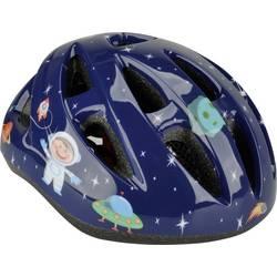 Fischer Fahrrad Kinder Space XS/S Otroška čelada Črna Velikost oblačila=XS/S