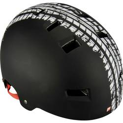 Fischer Fahrrad BMX Track L/XL bmx čelada črna Velikost oblačila=L