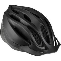 Fischer Fahrrad Shadow S/M Mestna čelada Črna Velikost oblačila=M