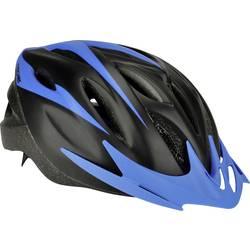 Fischer Fahrrad Sportiv sw L/XL mestna čelada črna, svetlo modra Velikost oblačila=L