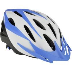 Fischer Fahrrad Sportiv ws S/M Mestna čelada Bela, Svetlo modra Velikost oblačila=M
