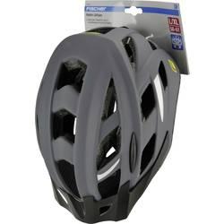Fischer Fahrrad Urban Levin L/XL mtb-čelada siva, črna Velikost oblačila=L