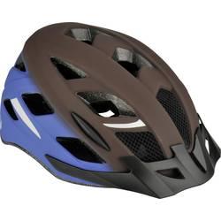 Fischer Fahrrad Urban Jaro S/M MTB-Čelada Rjava, Modra Velikost oblačila=M
