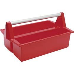 Alutec 109230041 Magnus Tray Universal Delovna škatla Rdeča