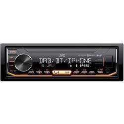 JVC KD-X451DBT avtoradio, DAB+ Tuner, vklj. DAB antena, Bluetooth® prostoročno telefoniranje, priključek za volanski daljins