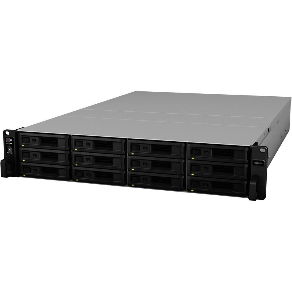 Synology RackStation RS3618xs nas strežnik ohišje 12 Bay