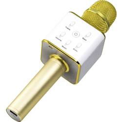 Technaxx BT-X31 Bluetooth® zvočnik AUX, USB Zlata, Bela