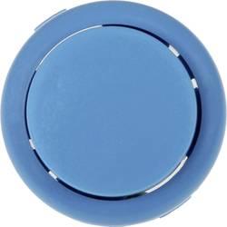 Inbyggnadsenhet Joy-it Mini Button mit Mikroschalter, 27,1mm, Blau Blå