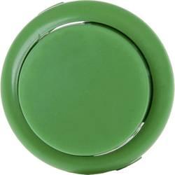 Inbyggnadsenhet Joy-it Mini Button mit Mikroschalter, 27,1mm, grün Grön
