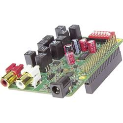 Raspberry Pi® Ljudkort Elektor RPI-High-End-DAC