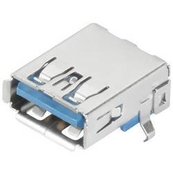 Weidmüller USB3.0A T1H 2.3N4 TY BL USB 3.0 kontakt hona A 208 st