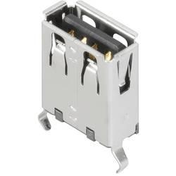 Weidmüller USB2.0A R1V 2.5N4 RL BK USB 2.0 kontakt hona A Silver 200 st