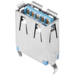Weidmüller USB3.0A R1V 3.0N2 TY BL USB 3.0 kontakt hona A 100 st