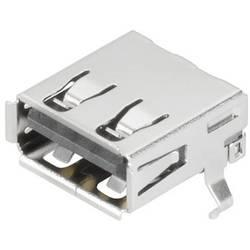 Weidmüller USB2.0A T1H 2.5N4 TY BK USB 2.0 kontakt hona A Silver 200 st