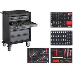 Vigor voziček za orodje Black Edition V2712N (D x Š x V) 1000 x 459 x 1000 mm 61 kg