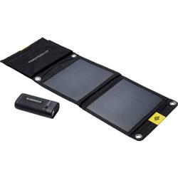 Power Traveller Powerbank Sport 25 Solar Kit PTL-SPK025 solarna polnilna naprava sončne celice 1400 mA 7 W kapaciteta (mAh, Ah)