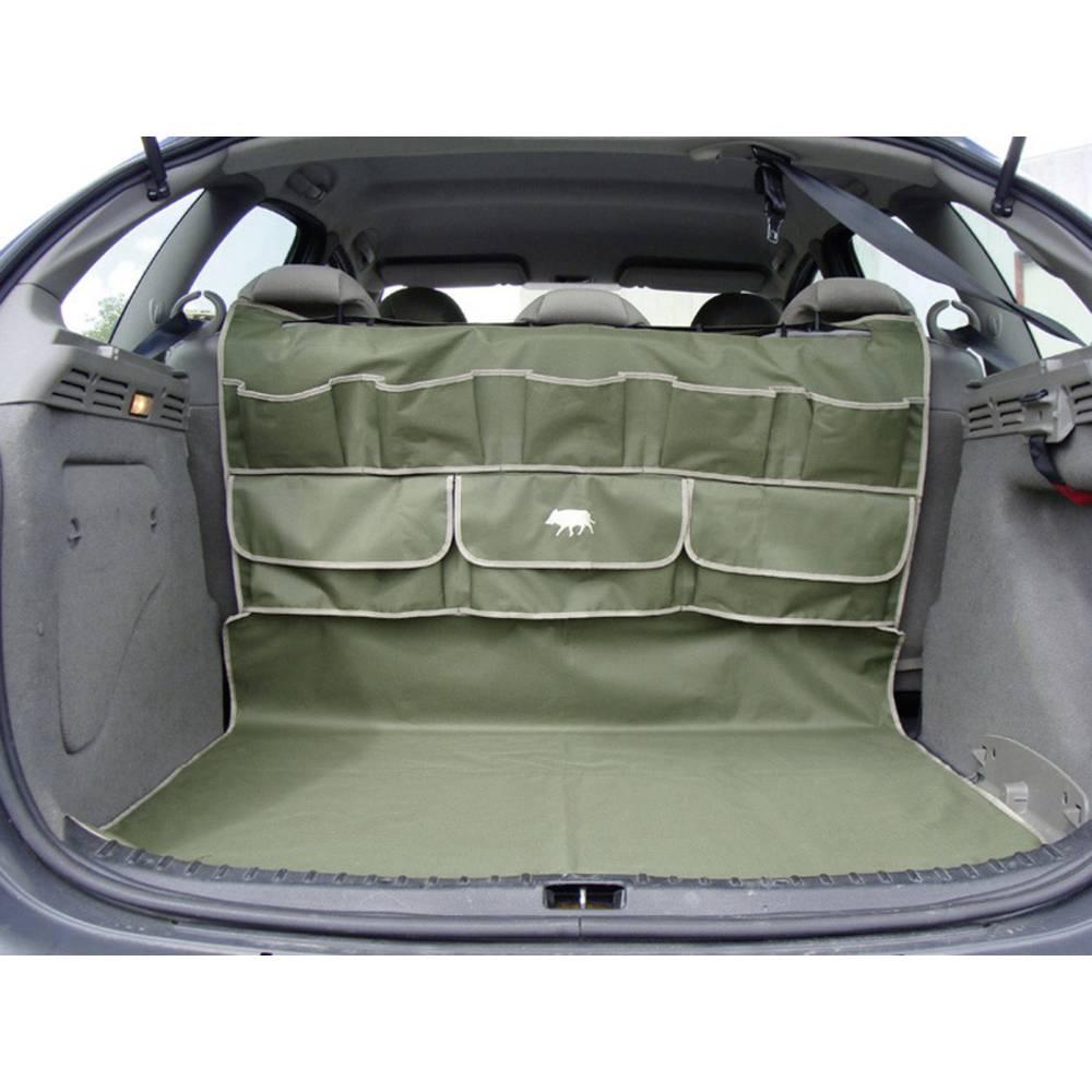 Zaščita za prtljažnik (D x Š x V) 100 mm x 113 cm x 2 mm zelene barve Berger & Schröter 31803