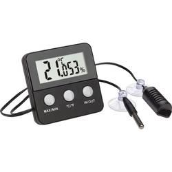 TFA TERRACHECK termo-/higrometer črne barve