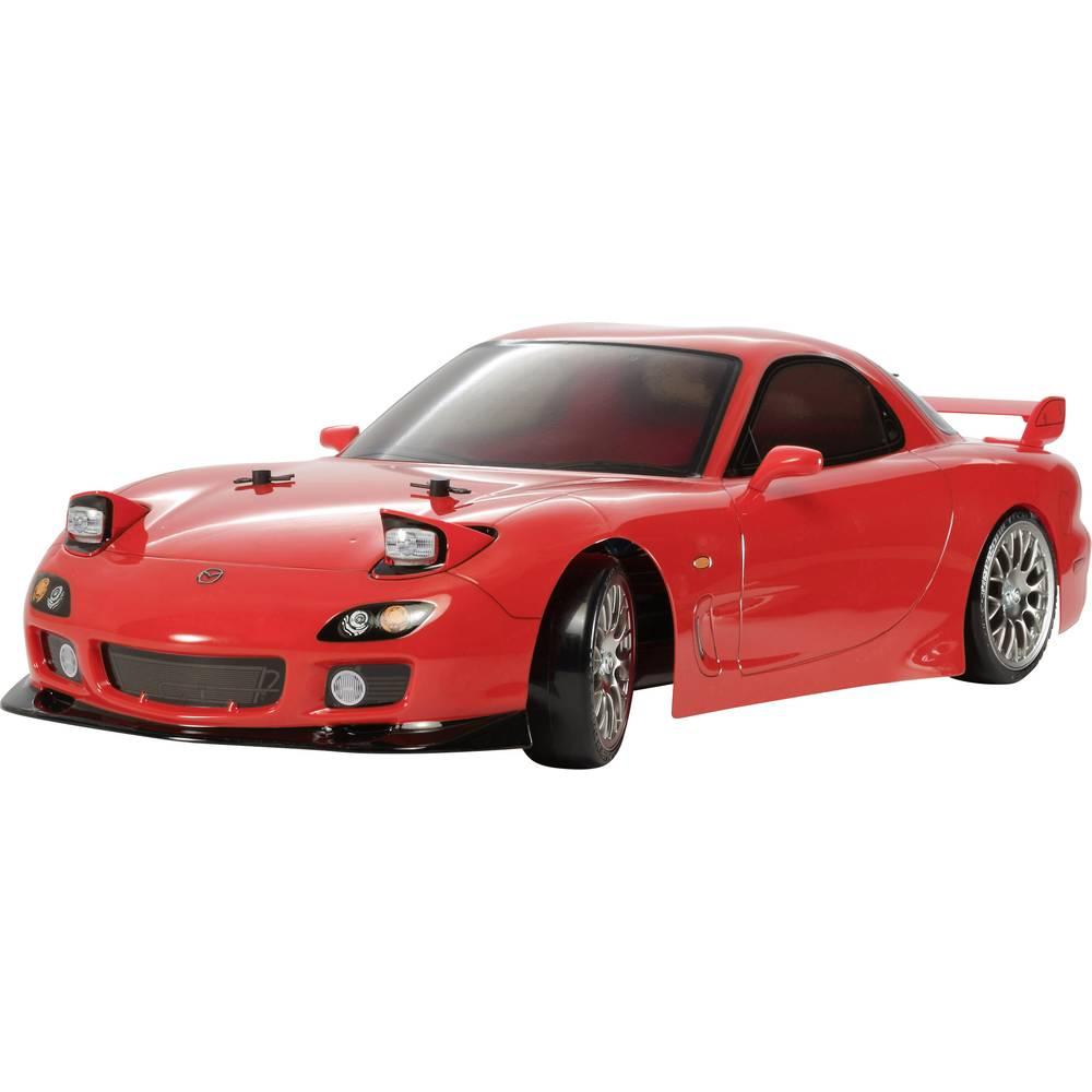 Tamiya 300051270 1:10 karoserija Mazda RX-7 Street nelakirana, neizrezana