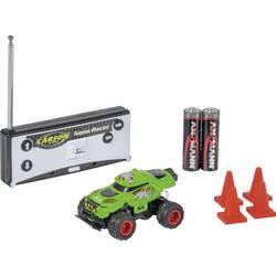 Carson RC Sport 500404185 Nano Racer Dino-Race 1:60 RC model avtomobila na daljinsko vodenje, Monstertruck, na zadnji pogon, vkl
