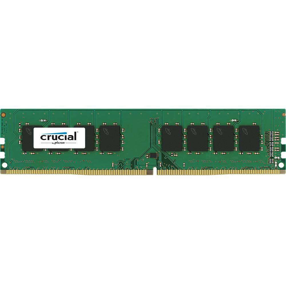 PC delovni pomnilnik, modul Crucial CT8G4DFS824A 8 GB 1 x 8 GB DDR4-RAM 2400 MHz CL 17-17-17