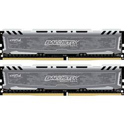 PC pomnilniški komplet Crucial BLS2K16G4D30BESB 32 GB 2 x 16 GB DDR4-RAM 3000 MHz CL 14-14-14